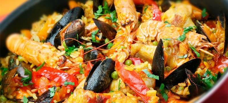 paella ristorante tenerife