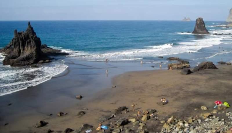 spiaggia benijo tenerife nord